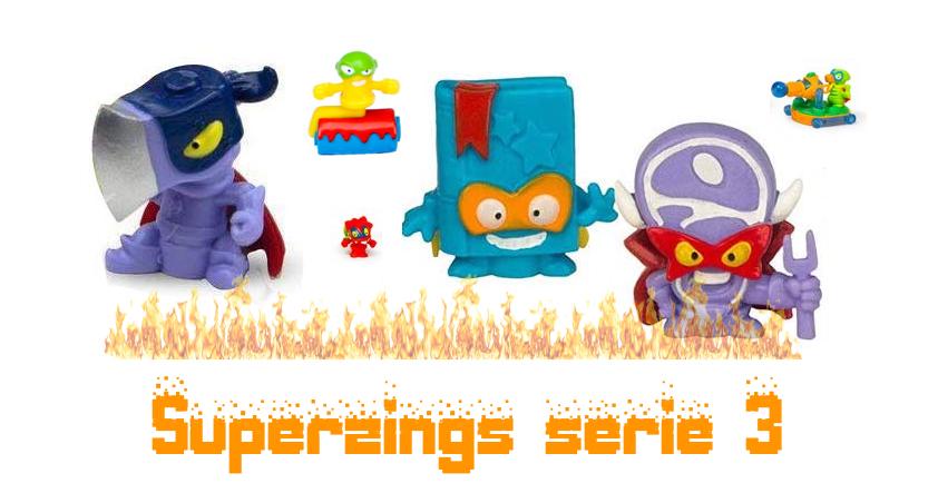 Superzings serie 3 baratos