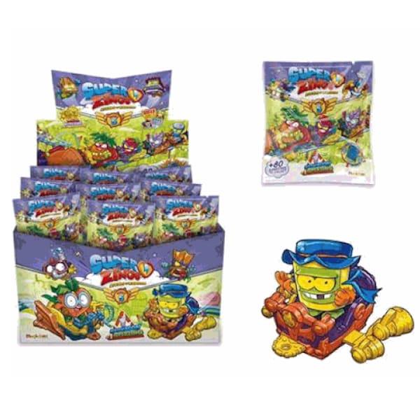 comprar caja de AeroWagon barata superzings serie 5