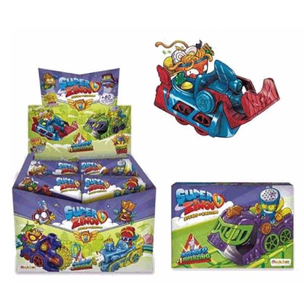 comprar caja de SkyRacers SuperZings serie 5 barata