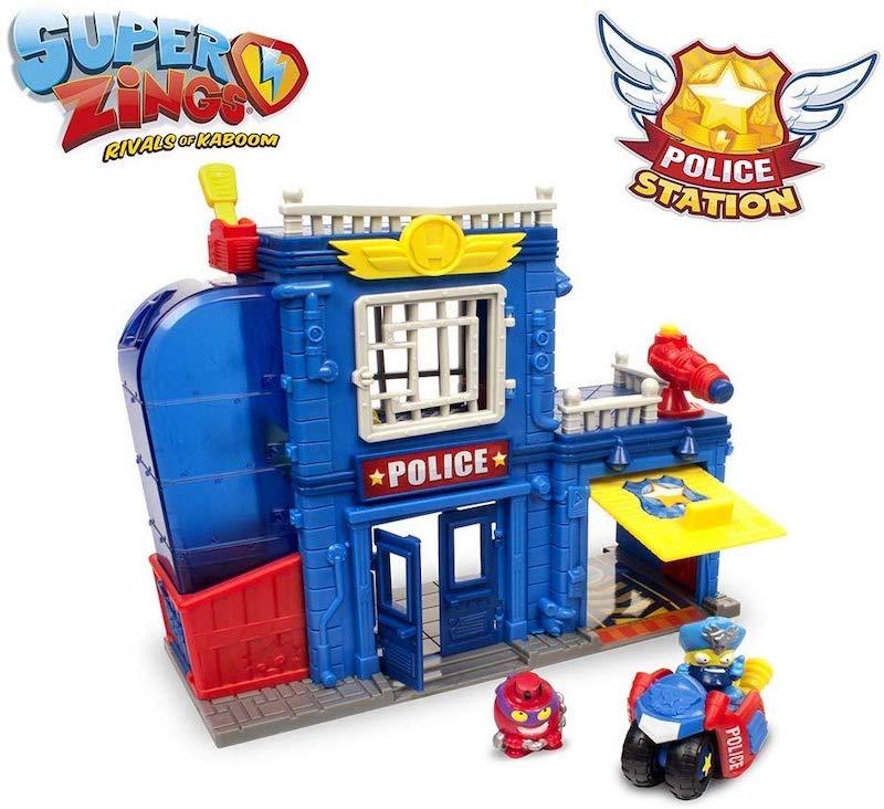 superzings police station