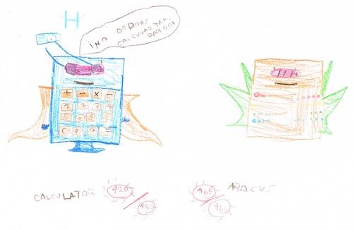 Alex de 8 años nos envía su superthings Secret Spies