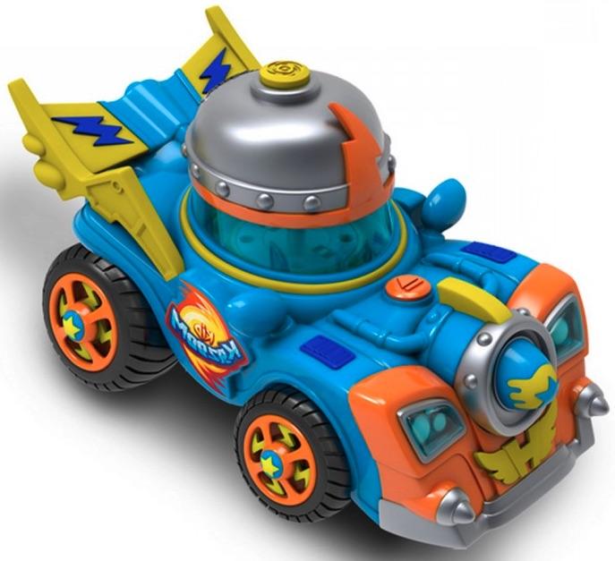 Superthings Kazoom Racer secret spies vehículo