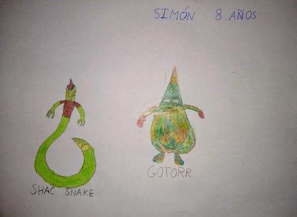 superthings inventados por Simón
