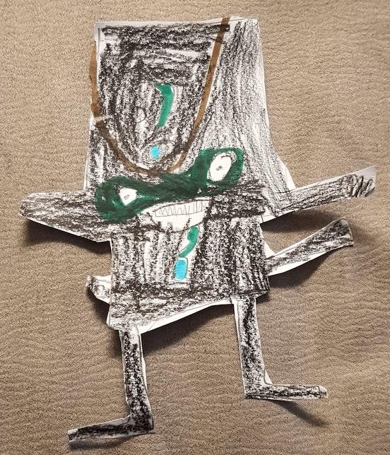 Enigma Autor Mario de 7 años