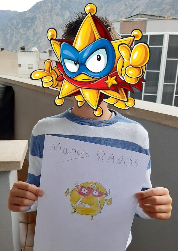 SuperThings de Marcos