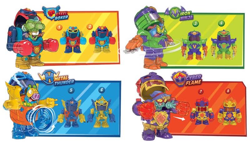 Superthings Powerbots