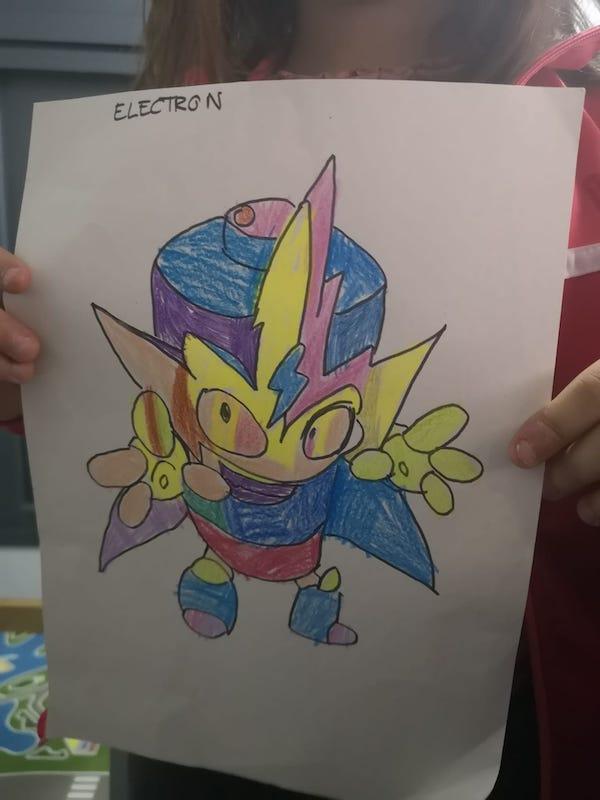 Dibujo-SuperThings-de-Lucia-5-años