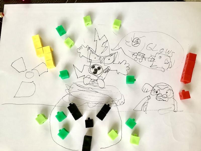 Alain Minguet dibuja como será el nuevo ultra raro de la serie 8